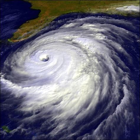 Image: Hurricane Floyd