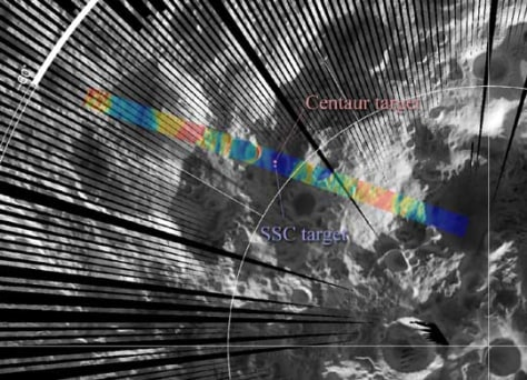 Image: Moon data
