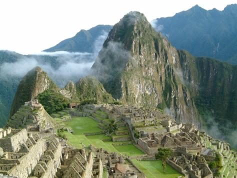 Image: Machu Picchu