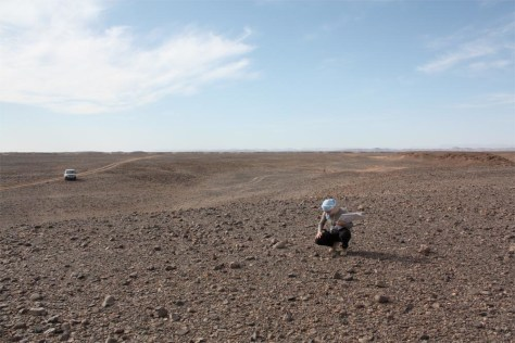 Image: Though the Moroccan desert is rich with meteorites, many, including those from the Tissint Martian meteorite fall (south of Morocco), don't stay in the country for study but rather are sold in the booming meteorite market.