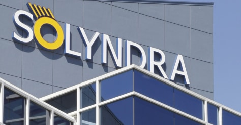Image: Solyndra