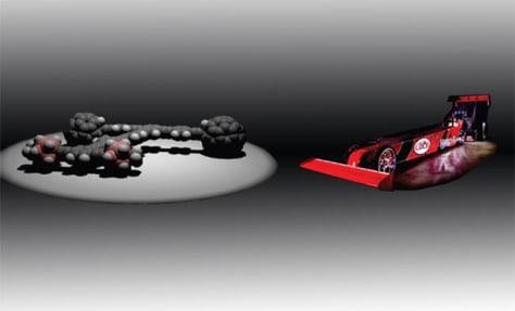 Image: Nanodragster