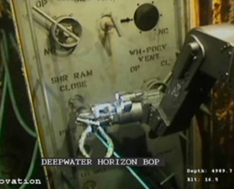 Image: Robot submarine
