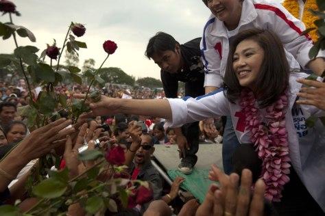 Image: Yingluck Shinawatra