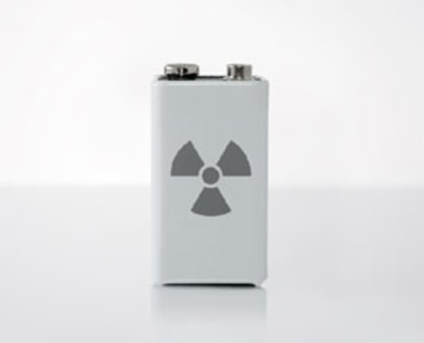 Image: Radioactive batteries