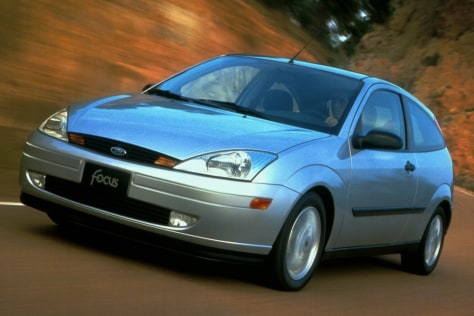 Image: Ford Focus