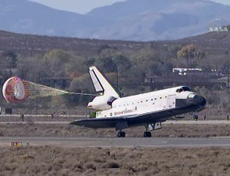 Image: Space shuttle Endeavour