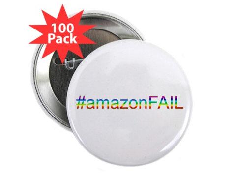 Image: #amazonFAIL button