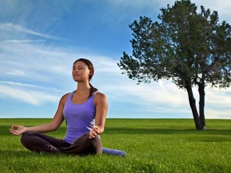 Image: meditation