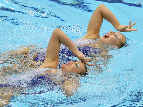 Image: Mary Killman and Mariya Koroleva