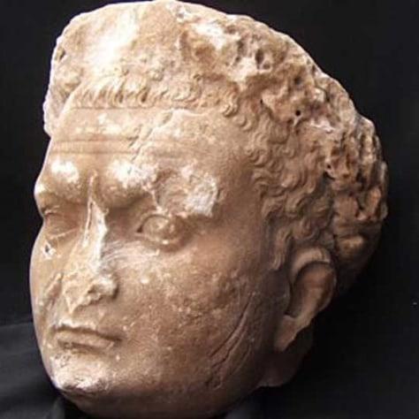 Image: Marble head