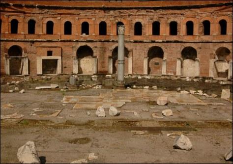 Image: Trajan's market