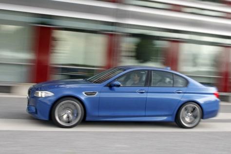 Image: 2012 BMW M5