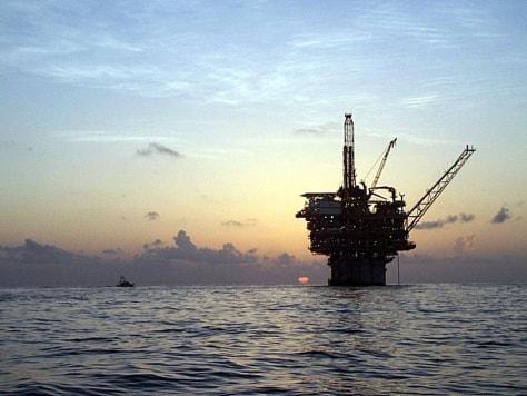 Image: US-OIL PLATFORM