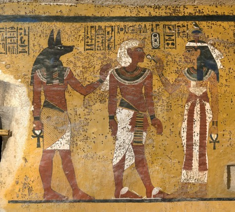 an analysis of the mysterious death of ramses v an egyptian pharaoh Israel and egyptian history by: the pharaoh who ordered the death of hebrew male babies was thut-mose i ramses iv 1213-1207 bc ramses v 1207-1203 bc.