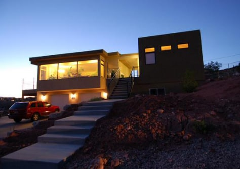 Shipping containers converted into homes technology science science - Shipping container homes utah ...