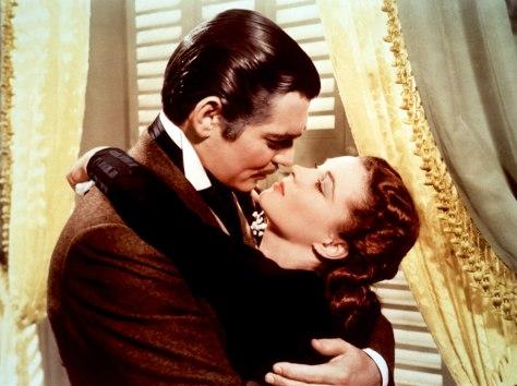 Image: Clark Gable, Vivien Leigh