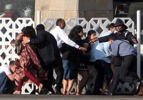 Image: Mumbai attack