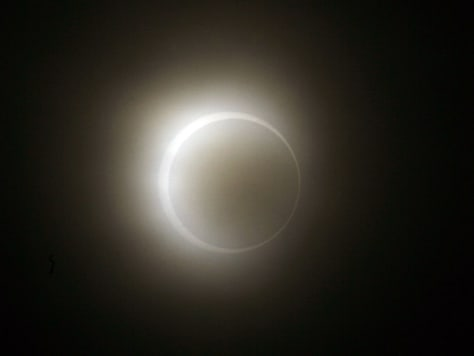 Image: Annular eclipse