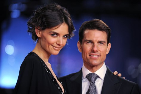 Image: Katie Holmes, Tom Cruise