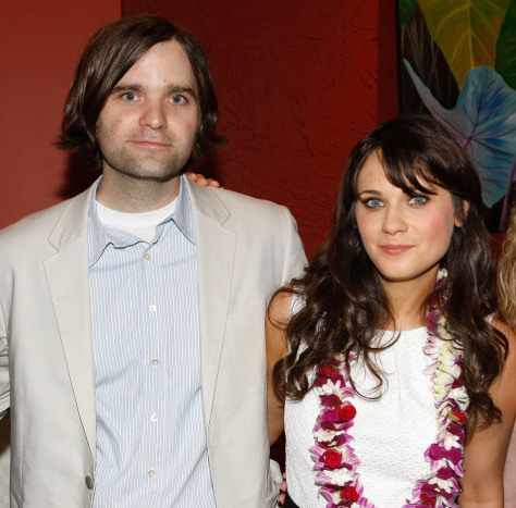 Image Ben Gibbard and Zooey Zooey Deschanel And Ben Gibbard Wedding