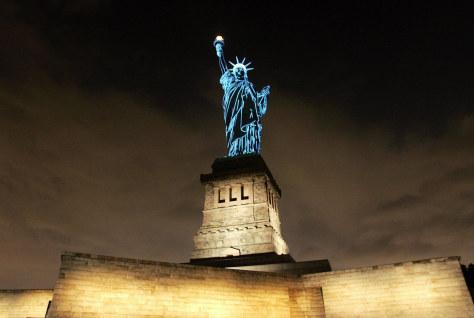 Moet & Chandon Fabulous Fete on Liberty Island