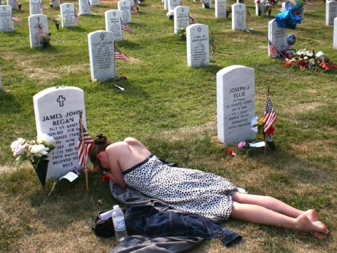 Image: Memorial day homage