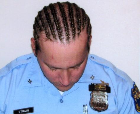 Image: Philadelphia Police Officer Thomas Strain