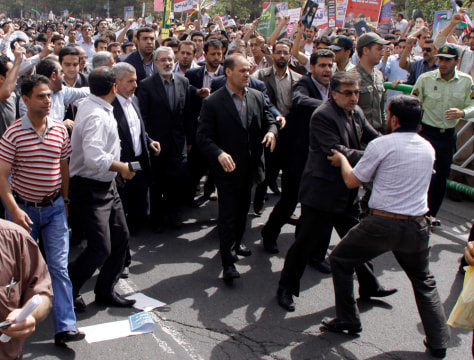Image: Mir Hossein Mousavi