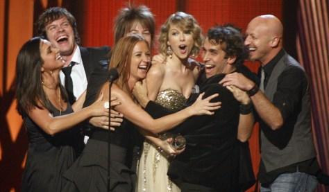 Image: Singer Taylor Swift