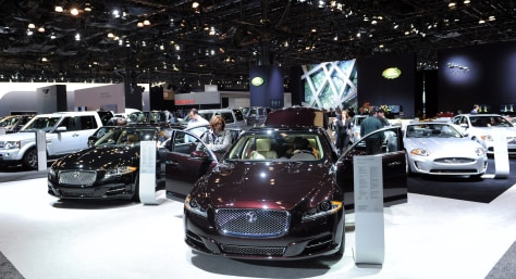 Image: New York International Auto Show