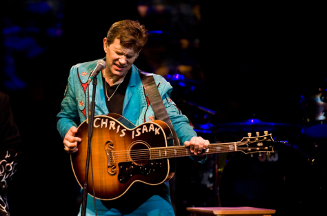 Image: Chris Isaak Performs At L'Auditori In Barcelona