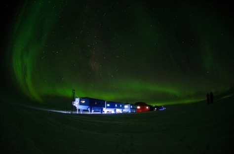 Image: The Halley VI Research Station