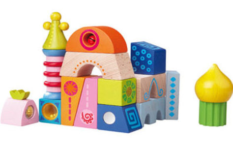 Image: HABA Cordoba Building Blocks