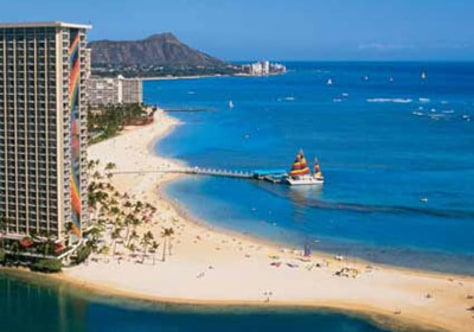 Image: The Hilton Hawaiian Village Beach Resort & Spa