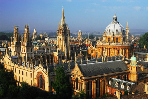 The World S Most Beautiful College Campuses Travel