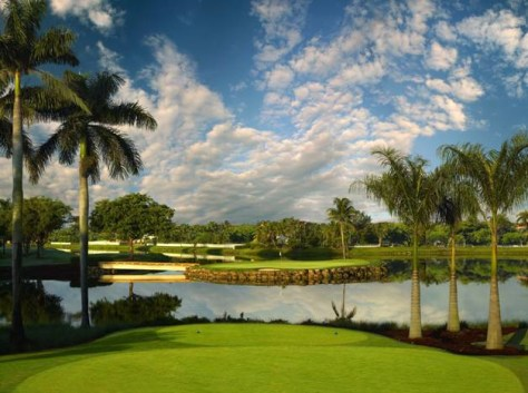 Jim McLean Signature Course at Doral hole 14