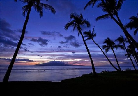 Stargazing: Maui, Hawaii