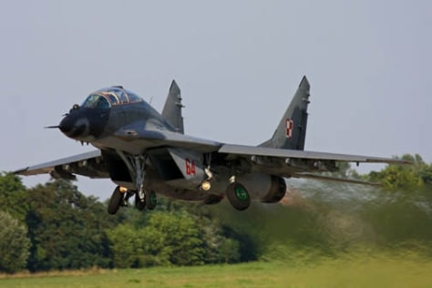 Fly a Soviet MiG in Russia