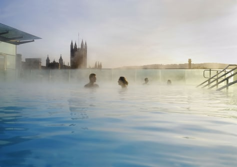 Thermae Bath Spa, Bath, England