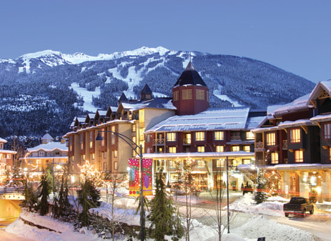 Image: Delta Whistler Village Suites, Blackcomb Mountain