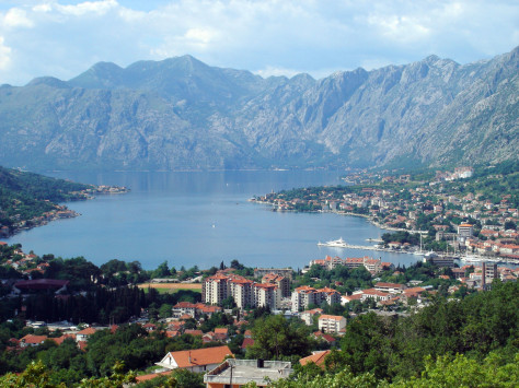 Image: Bay of Kotor