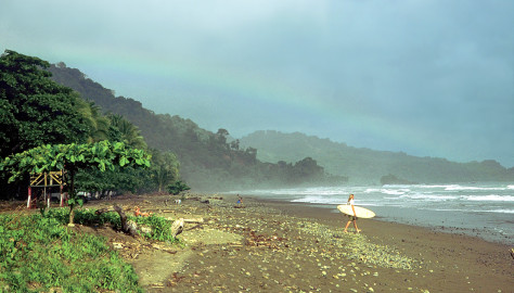 Image: Dominical, Costa Rica