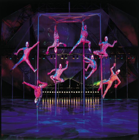 Image: Mystere at Treasure Island Hotel-Casino