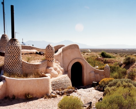 Image: Earthship World Headquarters