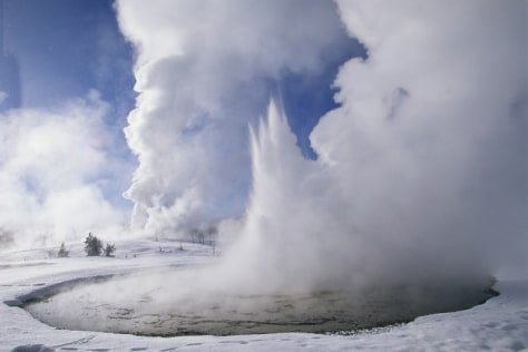Image: Yellowstone National Park, Wyo.