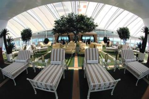 Image: Princess Cruises Sanctuary