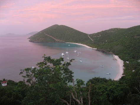White Bay Villas & Seaside Cottages, on Jost Van Dyke, British Virgin Islands