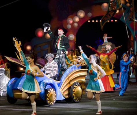 Image: Ringling Bros. and Barnum & Bailey Circus