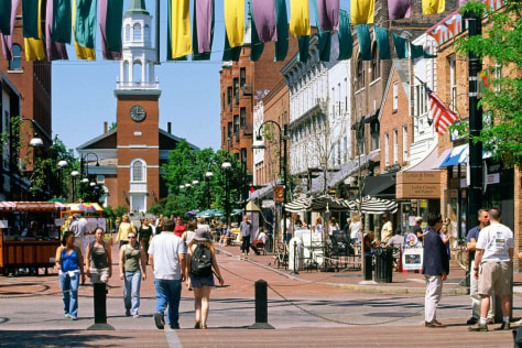 America's coolest college towns - Travel - Destination Travel - US and Canada | NBC News